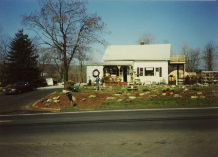 1990 as the Rock Garden begins